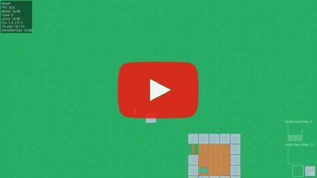 Multiplayer Topdown Sandbox Game